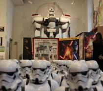 Star Wars allo WOW Spazio Fumetto