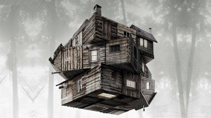 Il diabolico cottage del film Quella Casa nel Bosco