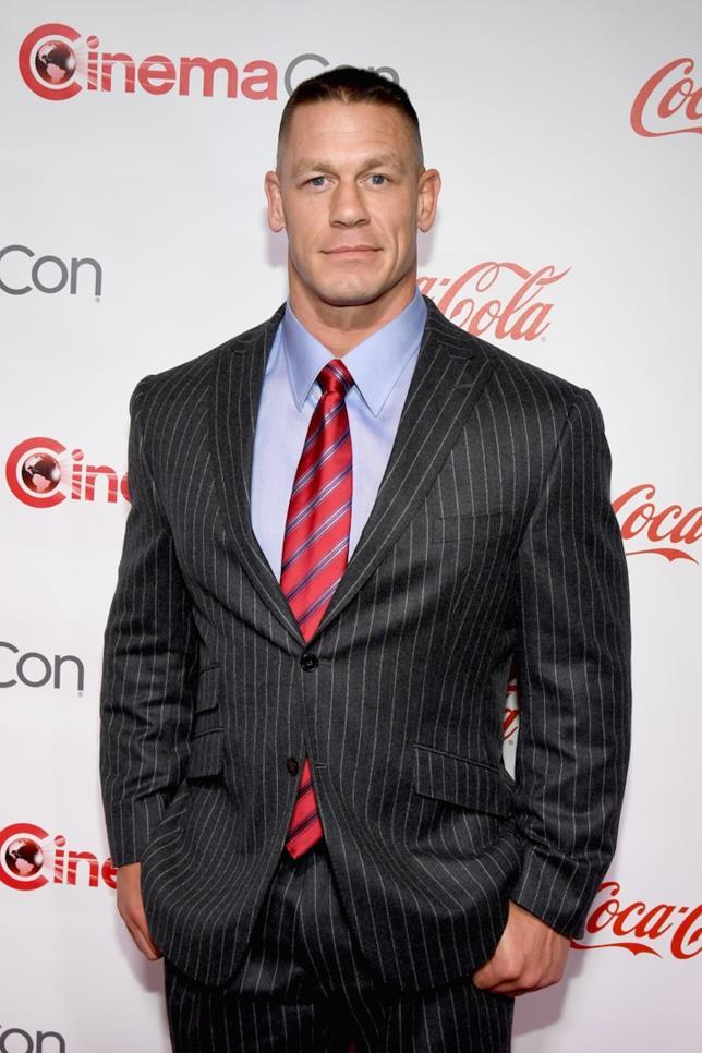 Shazam: John Cena