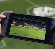 FIFA 18 su Nintendo Switch