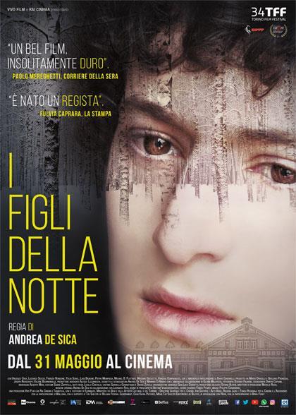 Il poster de I figli della notte di Andrea De Sica