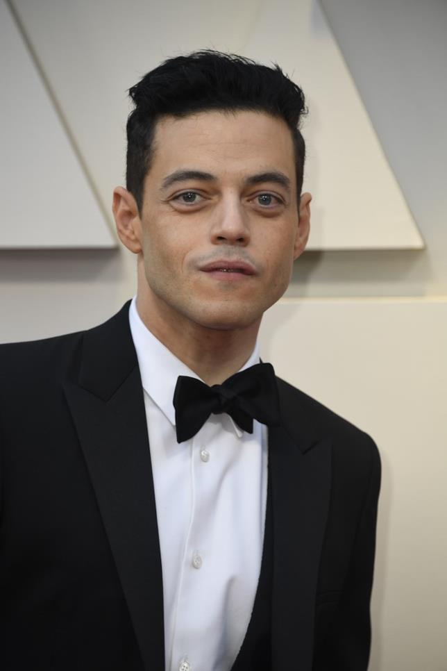 Rami Malek agli Oscar 2019