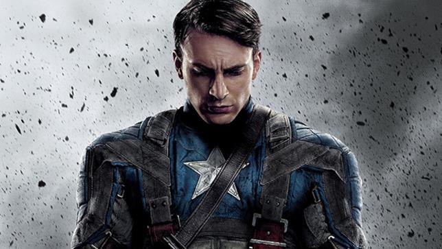 Anche per Captain America non è semplice andare al bagno