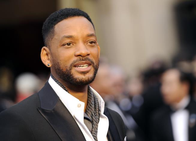 Will Smith in posa