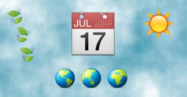 Le emoticon del world emoji day
