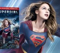 La terza stagione di Supergirl in DVD