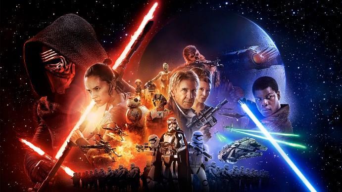 Poster di Star Wars: Il Risveglio della Forza