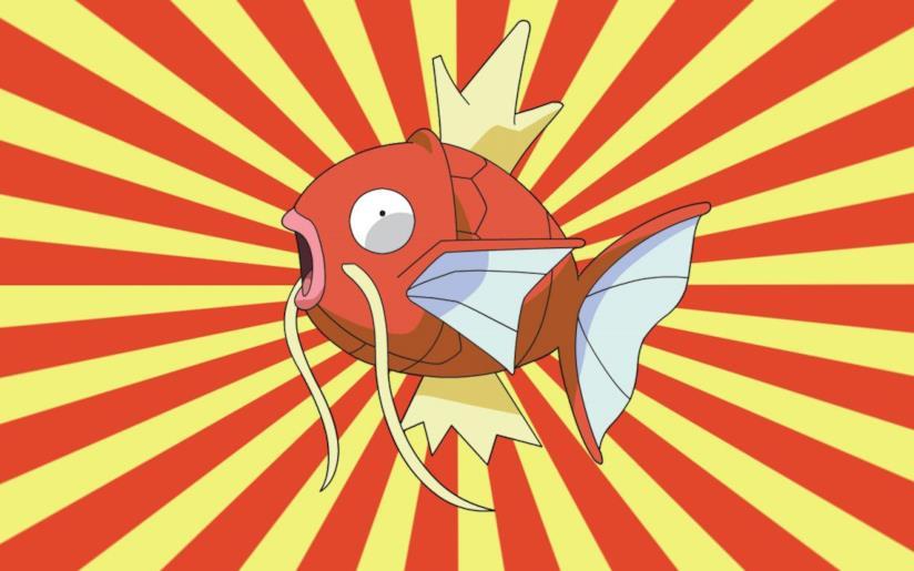 Magikarp, il Pokémon più inutile di sempre