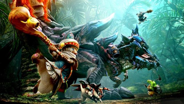 Capcom ha annunciato Monster Hunter Generations Ultimate per Nintendo Switch