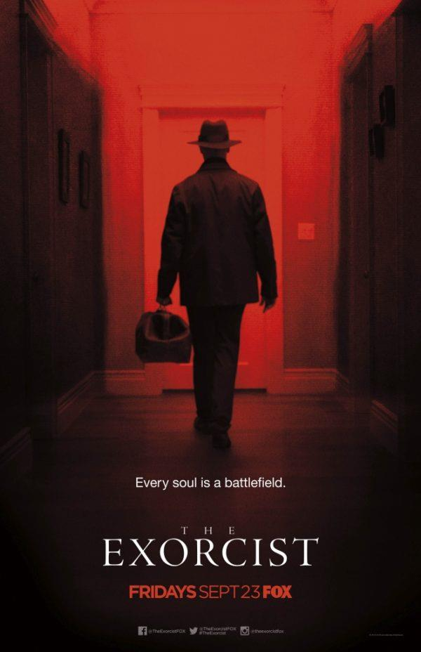 The Exorcist: il poster