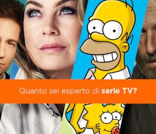 Quanto sei esperto di serie TV?