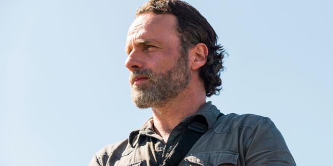 The Walking Dead: Rick lascerà la serie?