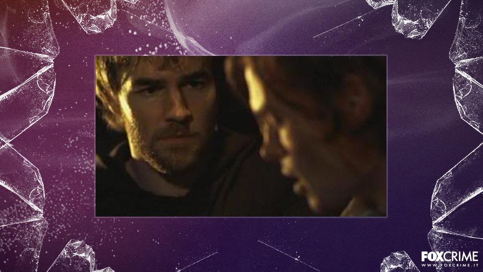 """James Van Der Beek, stagione 2 episodi 14 e 15 (""""Raphael"""", prima e seconda parte)."""