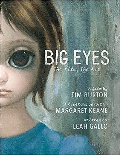 Copertina del libro Big eyes
