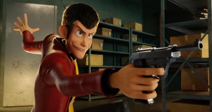 Lupin III film in CG