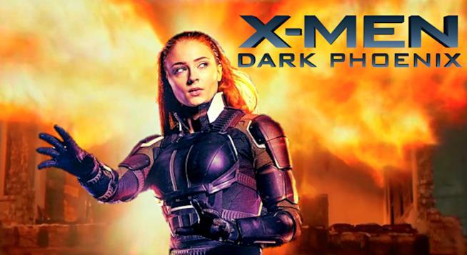 Jean Grey, protagonista del prossimo film X-Men: La fenice Nera