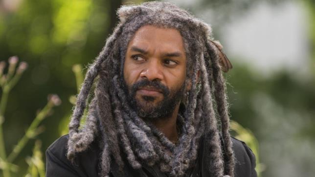 Ezekiel in The Walking Dead