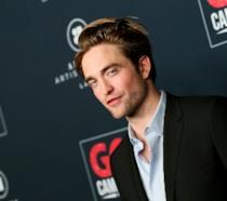 Una foto dell'attore Robert Pattinson