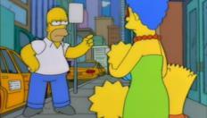 La città di New York contro Homer