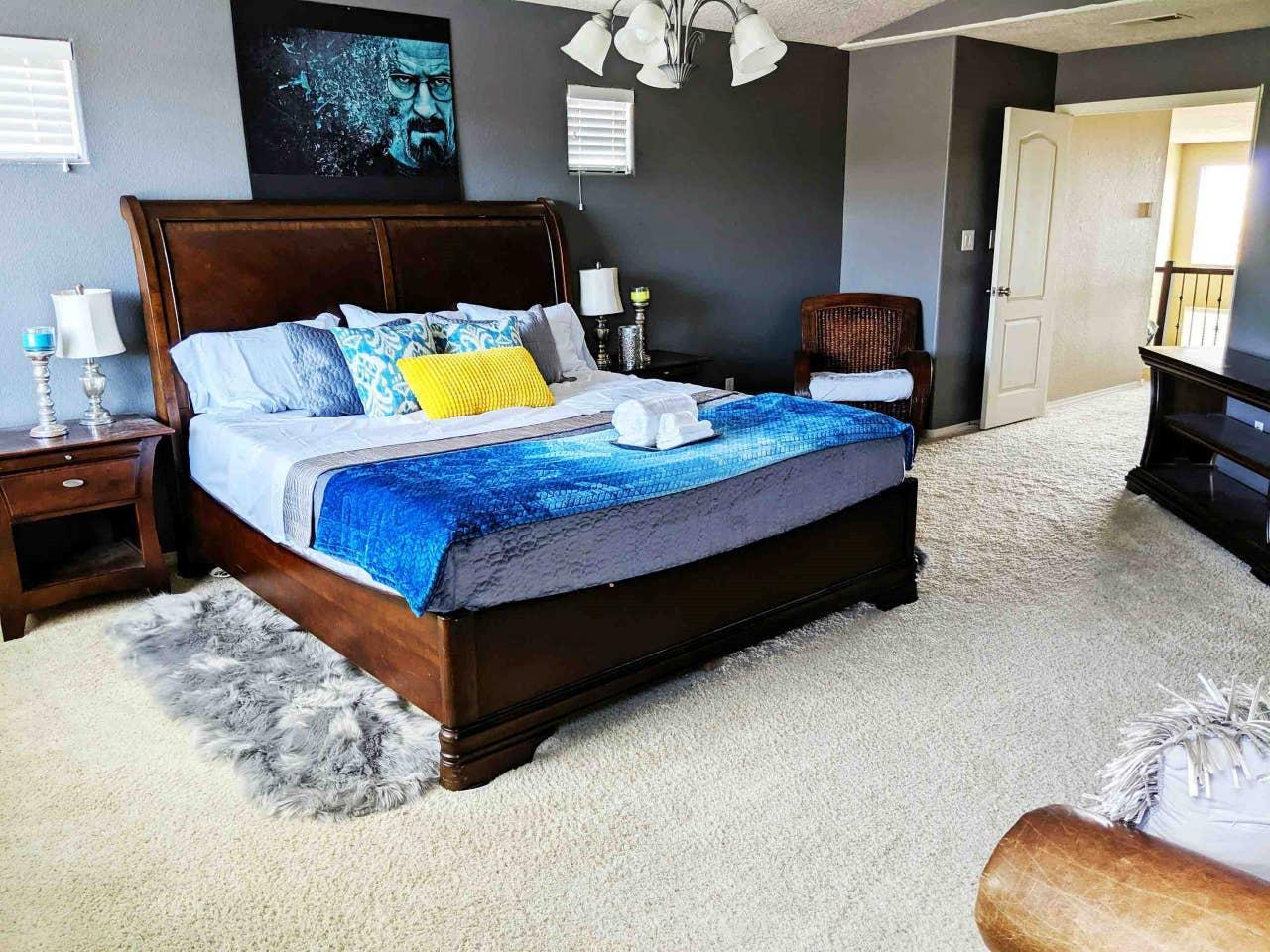 Camere Da Letto Jesse.Breaking Bad Un Laboratorio Di Jesse E Walter E In Affitto Su Airbnb