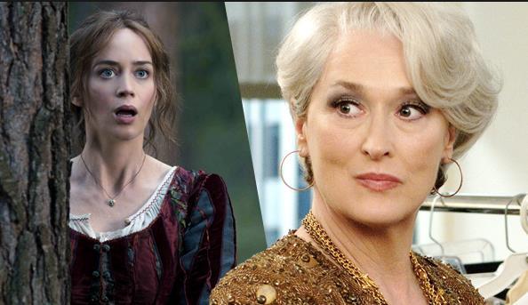 Mary Poppins 2 con Meryl Streep ed Emily Blunt