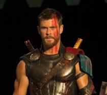 Thor nel film Thor: Ragnarok