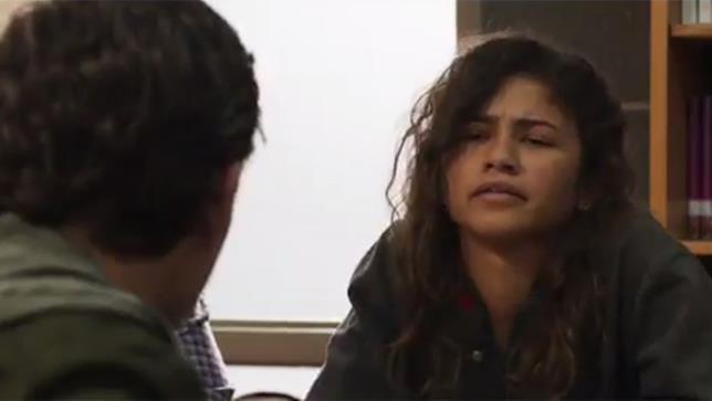 Zendaya è Michelle in Spider-Man: Homecoming