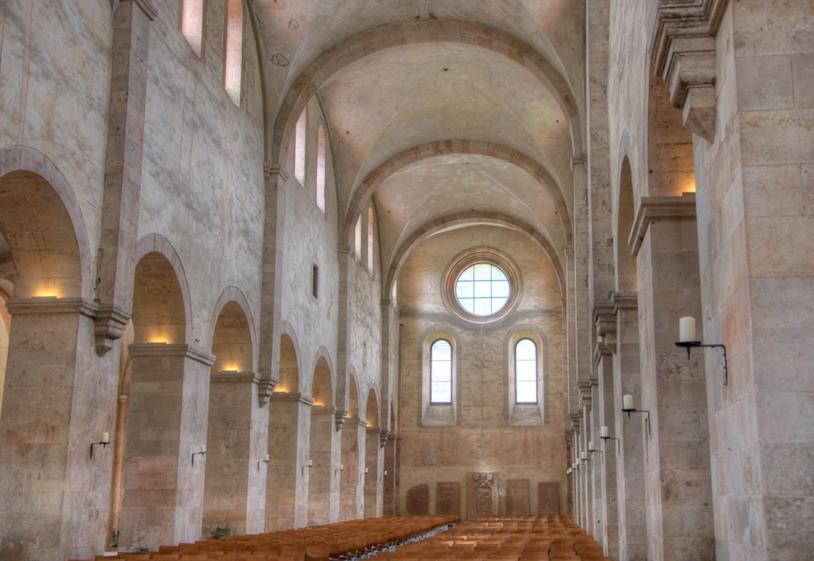 L'abbazia di Eberbach