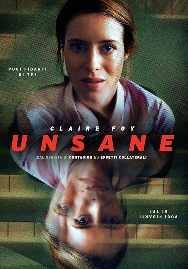 Unsane in DVD