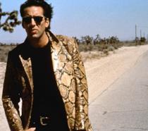 Primo piano di Nicolas Cage nel film Cuore Selvaggio