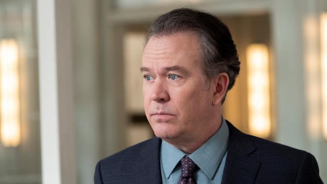Timothy Hutton è Emmett Crawford nella stagione 5 de Le regole del delitto perfetto
