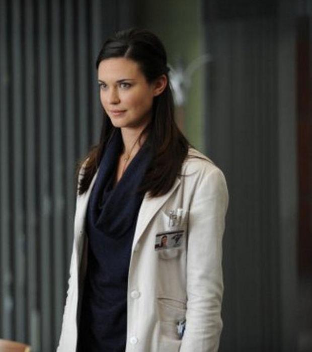 Jessica Adams in una scena di Dr. House