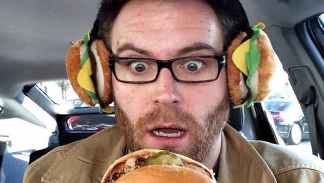 Le cuffie hamburger