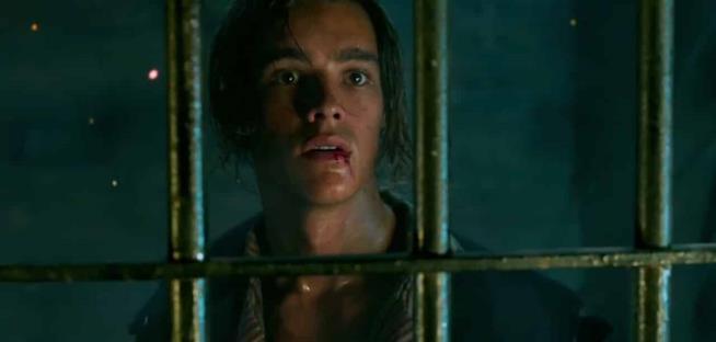 Brenton Thwaites in Pirati dei Caraibi 5