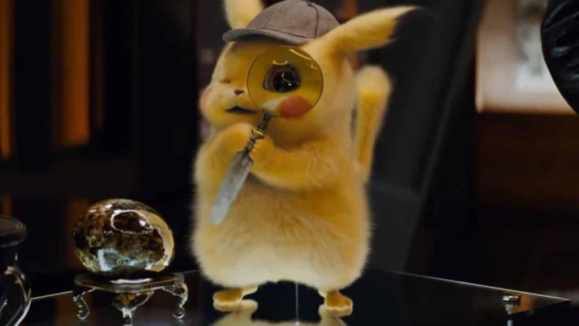 Still dal film Pokémon Detective Pikachu
