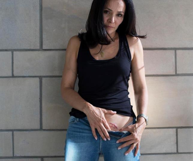 Sarash Edmondson, una delle vittime di Nxivm
