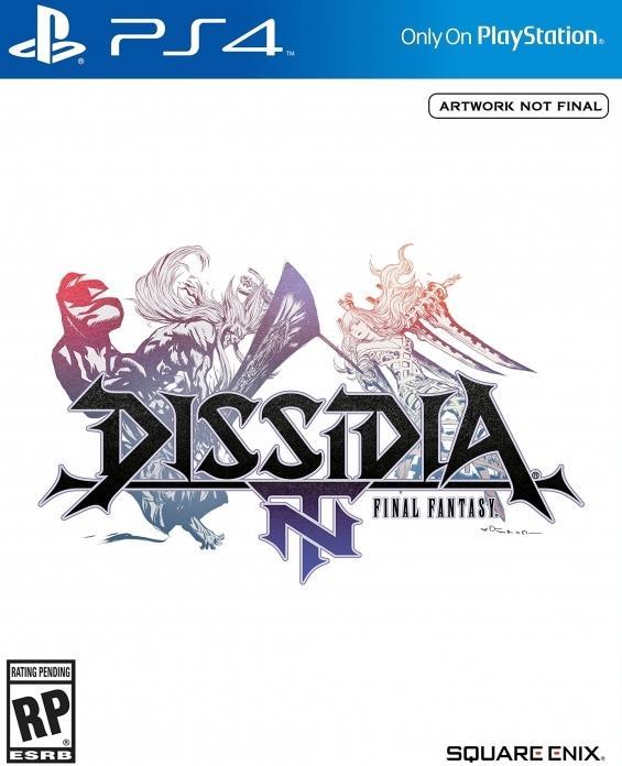 Dissidia Final Fantasy NT in uscita su PS4