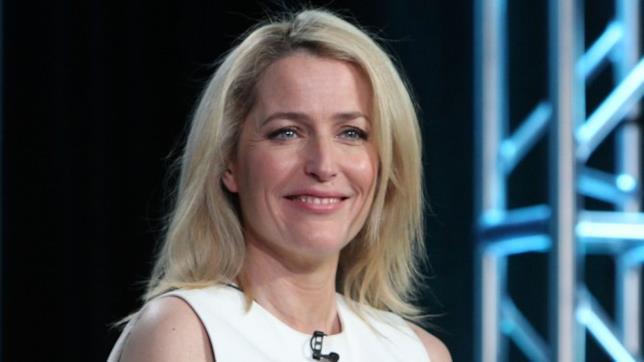 Gillian Anderson nell'adattamento del romanzo di Agatha Christie È un problema
