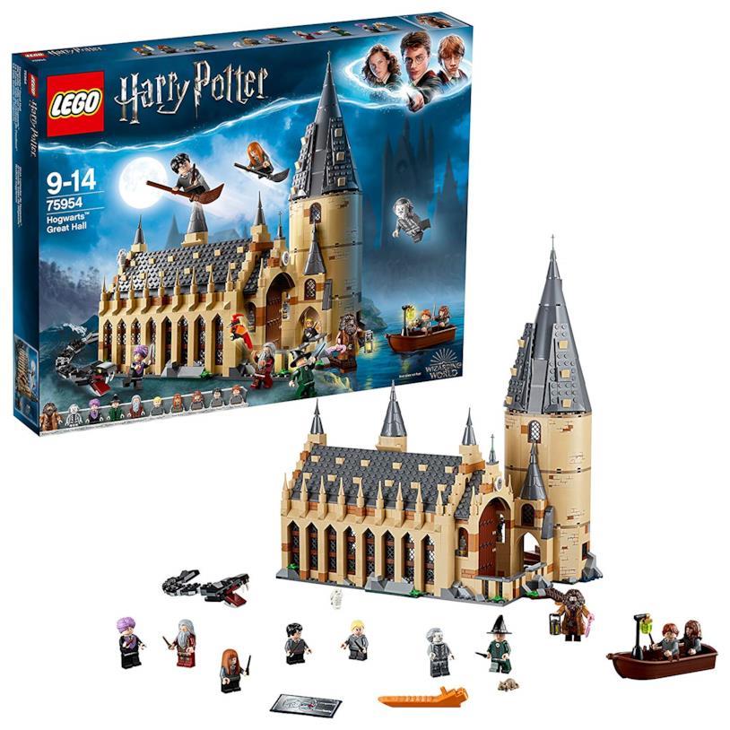 Il set Lego ufficiale di Hogwarts è acquistabile su Amazon