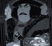 Uno dei protagonisti della saga degli Orchi-Dei