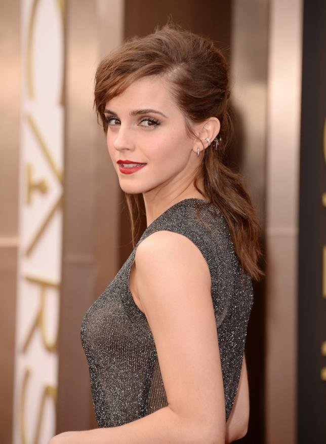 Emma Watson sul red carpet