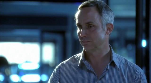 David Hodges in una puntata di David Hodges