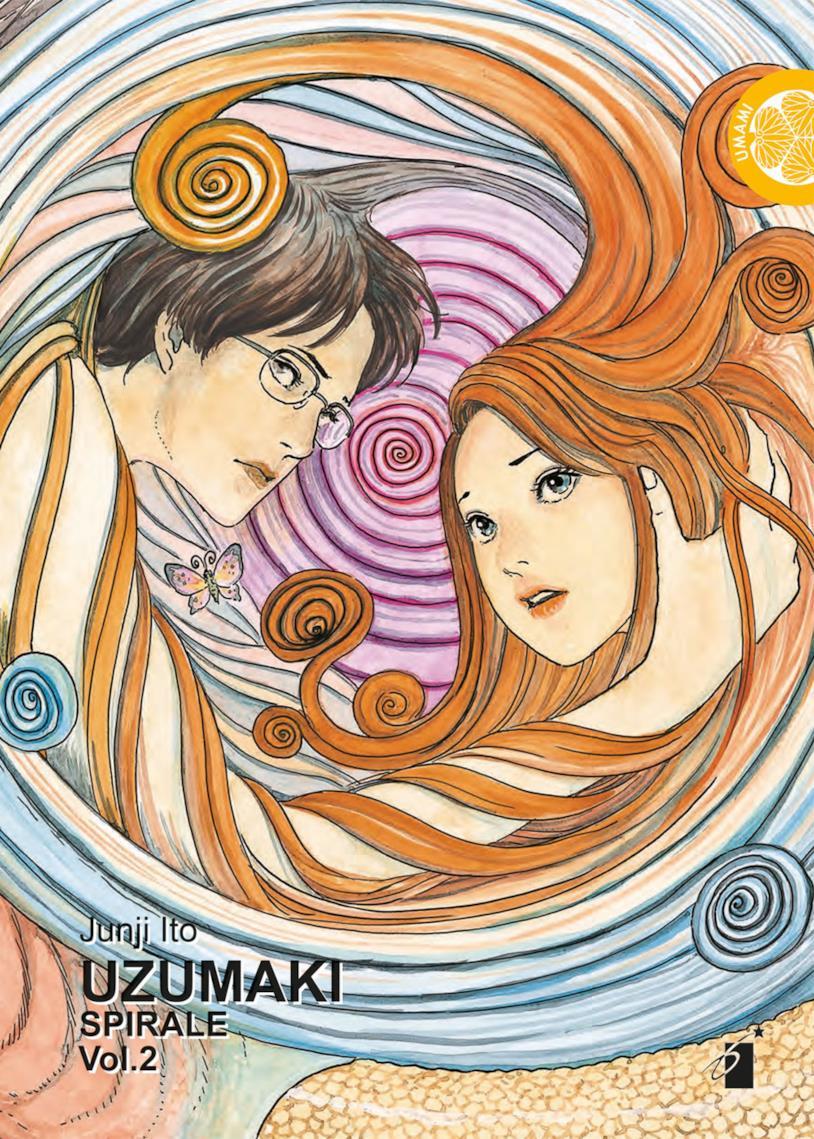 La copertina di Spirale