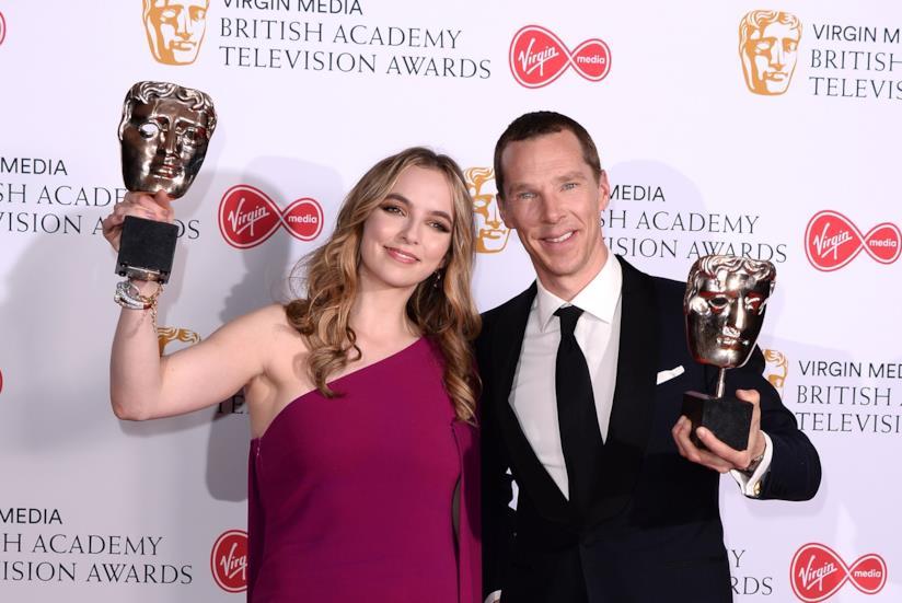Jodie Comer e Benedict Cumberbatch