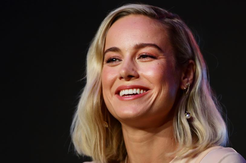 La protagonista di Captain Marvel Brie Larson
