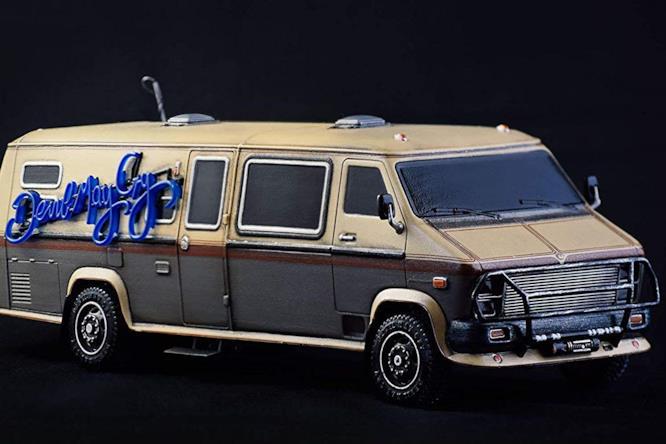 Il van della Collector's di Devil May Cry 5