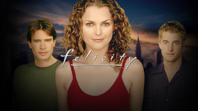 I protagonisti della serie Felicity