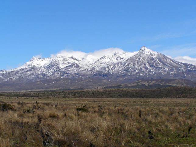 Parco Nazionale di Tongariro