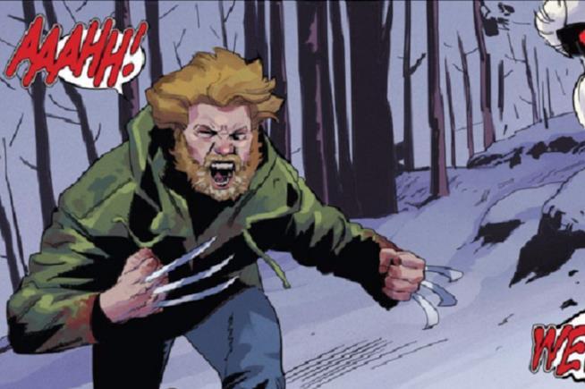 Un'immagine del nuovo Wolverine