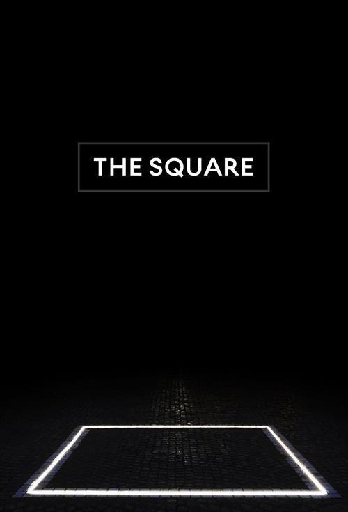The Square, il poster ufficiale del film
